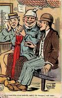 N°27601 -cpa Illustrateur Griff - Griff