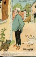 N°27604 -cpa Illustrateur -en Normandie- - Illustrators & Photographers