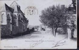 VAUCIENNES - Frankreich