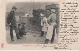 PARIS ( Telegraphiste Et Patissiers ) - Petits Métiers à Paris