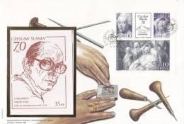 1991   CARNET SUR MAXI LETTRE    N° C1670   CATALOGUE  YVERT&TELLIER - Carnets
