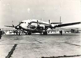 "AVION "" PROVENCE "" DE LA COMPAGNIE AIR FRANCE AERODROME DE MARSEILLE-MARIGNANE AVIATION AEROPORT - Aerodrome"