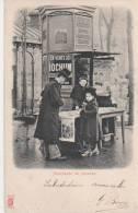 PARIS ( Marchande De Journaux ) - Petits Métiers à Paris