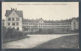 - CPA 60 - Liancourt, Le Sanatorium D´Angicourt - Pavillon Des Malades - Liancourt