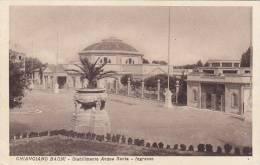 E35- Chianciano Bagni - Siena -  F.p. Viaggiata 1935 - Siena