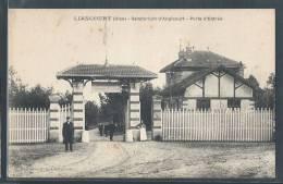 - CPA 60 - Liancourt, Le Sanatorium D´Angicourt - Porte D'entrée - Liancourt