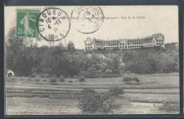 - CPA 60 - Liancourt, Le Sanatorium D´Angicourt - Vue De La Vallée - Liancourt