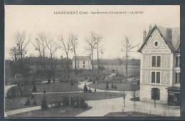 - CPA 60 - Liancourt, Le Sanatorium D´Angicourt - Le Jardin - Liancourt