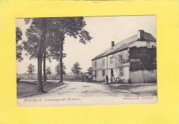 CPA - B -  SOUVENIR De LA CUISINE SUR SEMOIS - Hôtel JACOBY - Florenville