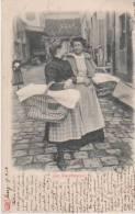 PARIS ( Les Blanchisseuses) - Petits Métiers à Paris