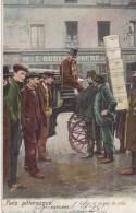 PARIS (.cocher Et Sergent De Ville ) - Petits Métiers à Paris