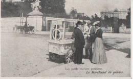 PARIS (.lemarchand De Glaces ) - Petits Métiers à Paris