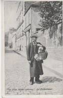 PARIS ( Le Retameur ) - Petits Métiers à Paris