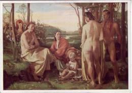 """""""Sommerabend"""" R.H.Eisenmenger - München Haus Der Deutschen Kunst, HDK 192 - Malerei & Gemälde"""