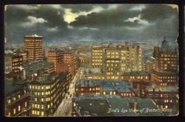 Cpa  Des Etats Unis  Boston  Bird's Eye View Of Boston.   HB15 - Boston