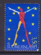 ## Finland 1999 Mi. 1483    3.50 M Europäischen Union - Finnland