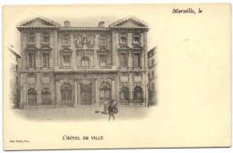Marseille - L'Hôtel De Ville - Marseille