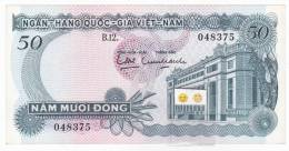 Viet-Nam Du Sud  - 50 Dong / 1972 - Vietnam
