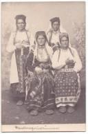 Montenegro - Crna Gora - 4 Women Posing  - Cca 1900 -  Not Used - Montenegro