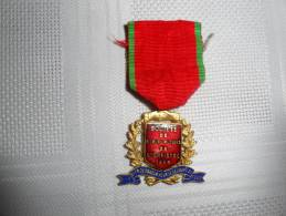 Médaille Société De Secours Mutuels De St Christol - Ohne Zuordnung