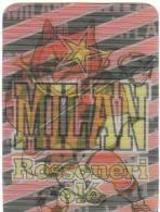 FIGURINA CALCIO MILAN - Sport