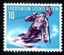 L0289) LIECHTENSTEIN 1955  Mi.#322  Mint* - Liechtenstein