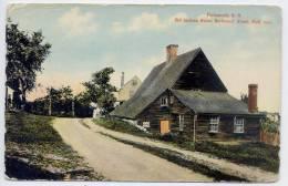 Etats-Unis----PORTSMOUTH- - Old Jackson House,Northwest Street,Built 1664--belle Carte Postale Ancienne - Etats-Unis