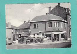 CPSM  - B -  DALHEM - N° 6507 Le Carrefour Du Centre - Magasin PERLE - Estafette Marchand De Glace - Dalhem