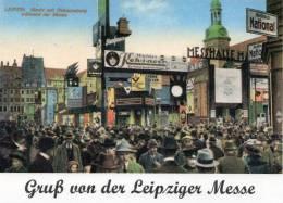 Leipzig - Gruß Von Der Leipzige Messe Nr.7 REPRO   L21 - Leipzig