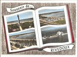 RIVEDOUX  Phare Des Baleines,le Camping,vue Générale - Autres Communes