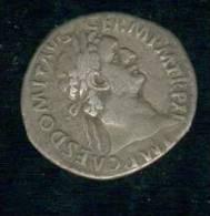 Sdenier Domitien  Minerve - 2. La Dinastia Flavia (69 / 96)