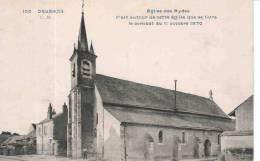 CPA 45 ORLEANS ,Eglise Des AYDES,Rare,Combat Octobre 1870 - Orleans