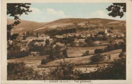 Anost  7 Vue Generale Edit Artistic - Autres Communes