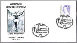 GIUSEPPE DORDONI - Medalla De Oro - Helsinki 1952. Piacenza 2012 - Zomer 1952: Helsinki
