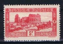 Tuisie  : Yv Nr  178 Perfo 11 , Cat Value €  35 Maury - Tunisie (1888-1955)