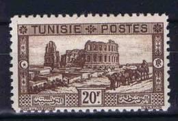 Tuisie  : Yv Nr  180 Perfo 11 , Cat Value €  80 Maury - Tunisie (1888-1955)