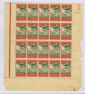 Wallis Et Futuna  : Yv Nr Timbre Tax 12, Part Sheet - Strafport