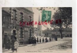 03 -  VALLON EN SULLY - BUREAU DE POSTE