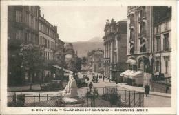 63  CLERMONT  FERRAND   -  Boulevard  Desaix - Clermont Ferrand