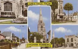 HIGHAM FERRERS MULTI VIEW - Northamptonshire