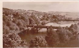 THE PERTH BRIDGES AND RIVER TAY - Perthshire