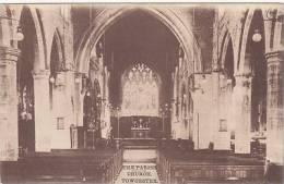 TOWCESTER - PARISH CHURCH INTERIOR - Northamptonshire