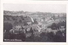 MATLOCK BANK - Derbyshire