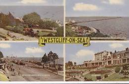 WESTCLIFFE ON SEA  MULTI VIEW - Southend, Westcliff & Leigh