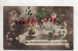 03 -  SAINT GERMAIN DES FOSSES - UN BAISER