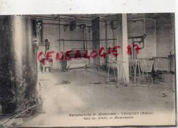 03 -  TRONGET - SANATORIUM F. MERCIER - BUANDERIE