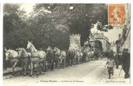 CPA _ FLERS _ Cirque Pinder _ Le Char Des 30 Chevaux _  Etat Superbe - Flers