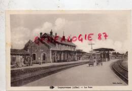 03 - LAPEYROUSE -  LA GARE
