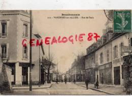 03 -  VARENNES SUR ALLIER - RUE DE PARIS - BOUCHERIE