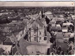 St-Martin-du-Bois..belle Vue Aérienne..l´Eglise - Autres Communes